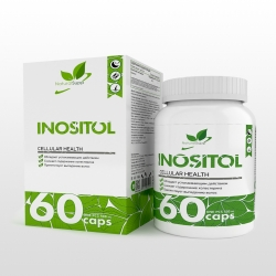 Инозитол, 60 капсул