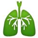 При заболевании дыхательных путей