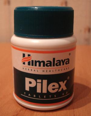 Пайлекс   60 таблеток Himalaya